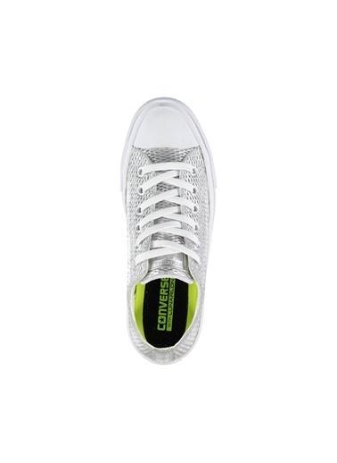 Converse Spor Ayakkabı Gümüş